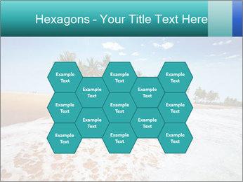 Beach PowerPoint Template - Slide 44