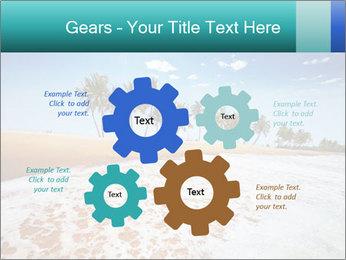 Beach PowerPoint Template - Slide 47