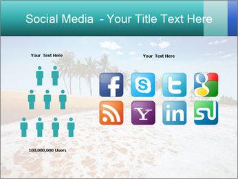 Beach PowerPoint Template - Slide 5