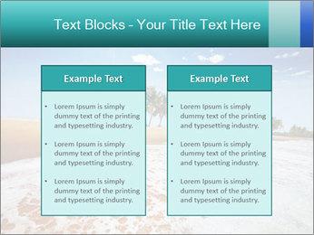 Beach PowerPoint Template - Slide 57