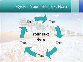 Beach PowerPoint Template - Slide 62