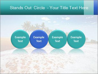 Beach PowerPoint Template - Slide 76