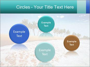 Beach PowerPoint Template - Slide 77