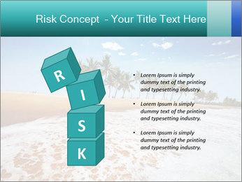Beach PowerPoint Template - Slide 81