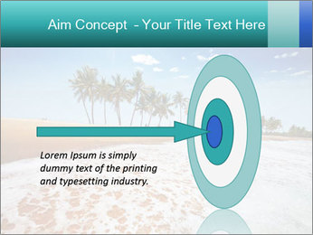 Beach PowerPoint Template - Slide 83