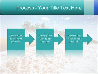 Beach PowerPoint Template - Slide 88