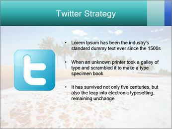 Beach PowerPoint Template - Slide 9