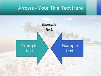Beach PowerPoint Template - Slide 90