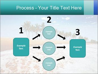 Beach PowerPoint Template - Slide 92