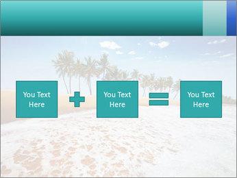 Beach PowerPoint Template - Slide 95