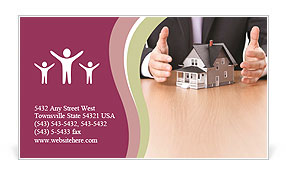 0000092469 Business Card Template