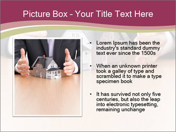 Real estate concept PowerPoint Template - Slide 13