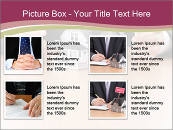 Real estate concept PowerPoint Template - Slide 14