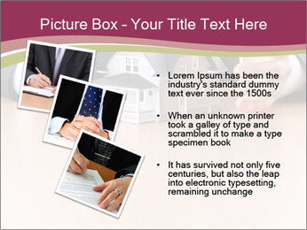 Real estate concept PowerPoint Templates - Slide 17
