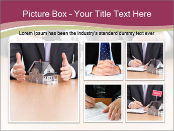 Real estate concept PowerPoint Templates - Slide 19