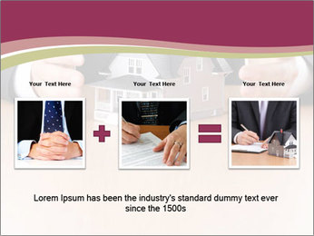 Real estate concept PowerPoint Template - Slide 22