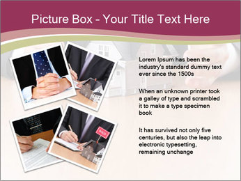 Real estate concept PowerPoint Templates - Slide 23