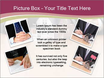 Real estate concept PowerPoint Template - Slide 24