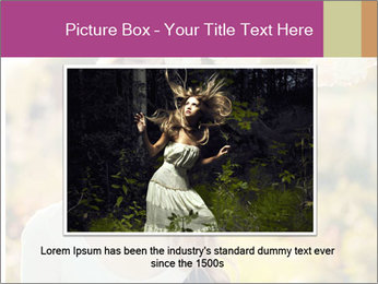 Beautiful blonde PowerPoint Templates - Slide 15