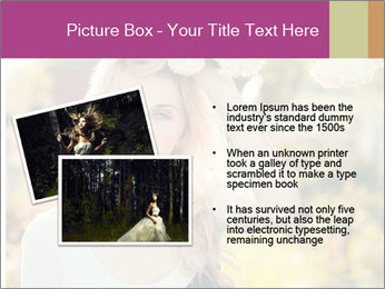 Beautiful blonde PowerPoint Templates - Slide 20