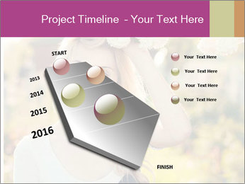Beautiful blonde PowerPoint Templates - Slide 26