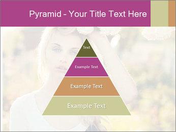 Beautiful blonde PowerPoint Template - Slide 30