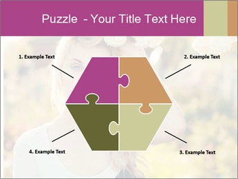 Beautiful blonde PowerPoint Templates - Slide 40