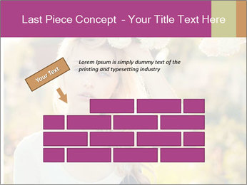 Beautiful blonde PowerPoint Templates - Slide 46