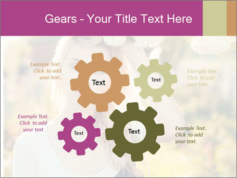 Beautiful blonde PowerPoint Templates - Slide 47