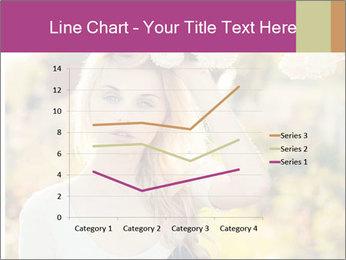 Beautiful blonde PowerPoint Template - Slide 54