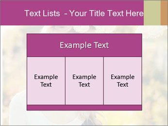 Beautiful blonde PowerPoint Templates - Slide 59
