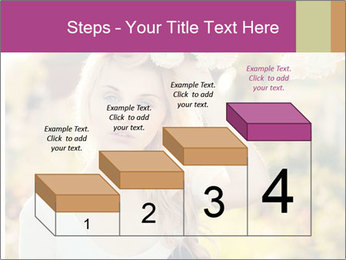 Beautiful blonde PowerPoint Template - Slide 64