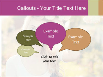 Beautiful blonde PowerPoint Templates - Slide 73