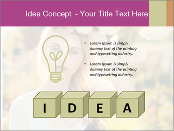 Beautiful blonde PowerPoint Templates - Slide 80