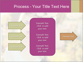 Beautiful blonde PowerPoint Templates - Slide 85