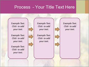 Beautiful blonde PowerPoint Template - Slide 86