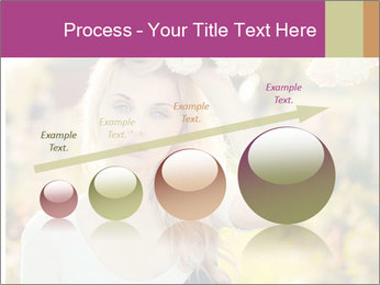 Beautiful blonde PowerPoint Templates - Slide 87