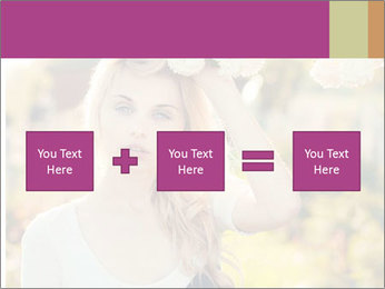 Beautiful blonde PowerPoint Templates - Slide 95