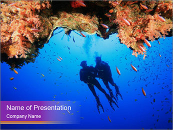 Red Sea PowerPoint Template