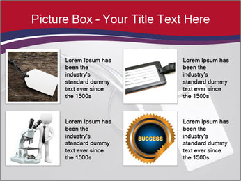 Exccess card PowerPoint Template - Slide 14