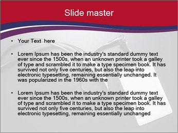Exccess card PowerPoint Template - Slide 2