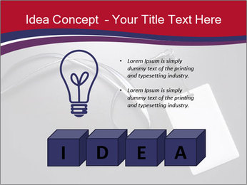 Exccess card PowerPoint Template - Slide 80