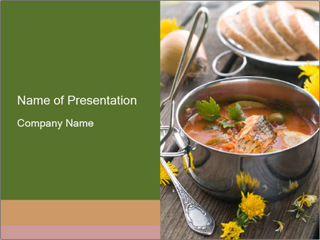 Picnic PowerPoint Templates