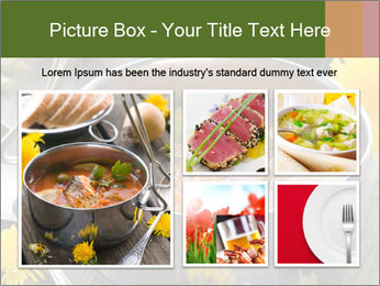 Picnic PowerPoint Template - Slide 19