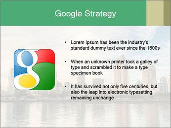 Skyline in California PowerPoint Template - Slide 10
