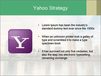 Skyline in California PowerPoint Template - Slide 11