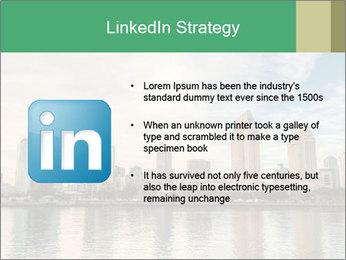 Skyline in California PowerPoint Template - Slide 12