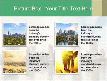 Skyline in California PowerPoint Template - Slide 14