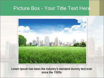 Skyline in California PowerPoint Template - Slide 16