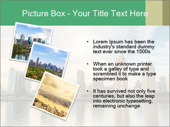 Skyline in California PowerPoint Template - Slide 17